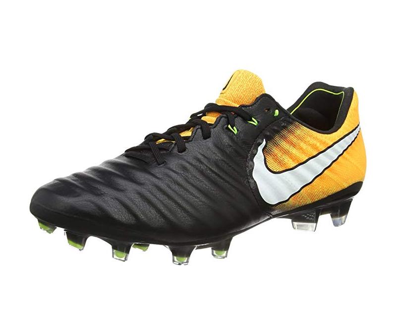 Nike Tiempo Legend VII FG schwarz-gelb Fußballschuhe