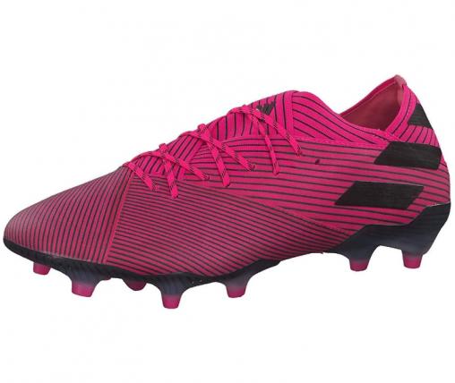 Adidas Nemeziz 19.1 FG pink Fußballschuhe